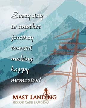 Mast Landing graphic